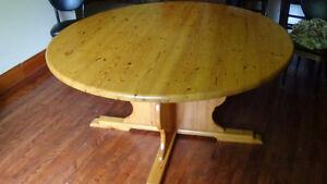 Original Quebecois Pine Table
