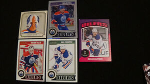Collectible SPORTS cards. Hockey plus