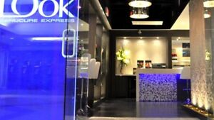 LOOK manicure is looking for an esthetician for full&part time
