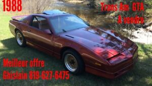 Pontiac Trans Am GTA 1988  Satisfaction GUARENTEED Best offer