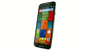 Moto X 2nd Gen 16GB factory unlocked works perfectly in excel
