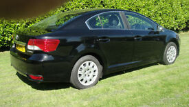 Toyota Avensis 2.0D-4D 2012MY T2 - LOW PRICED 13 PLATE DIESEL