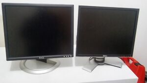 """Dell 1907FPT 19"""" monitor. priced per unit. plenty in stock West Island Greater Montréal image 2"""