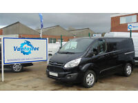 Ford Transit Custom Van 2.0TDCi 130PS 270 L1H1 Limited with Polyshield