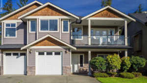 Newer cozy main floor house Langford Available Now