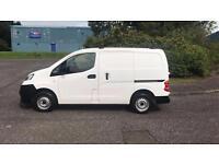2013 13 plate Nissan NV200 1.5dCi ( 110bhp ) ( Euro 5 ) SE no vat