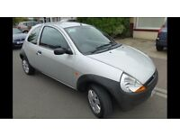 Ford KA ultra low miles