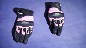 Icon Womens 29er Motorcycle Gloves $45 size small
