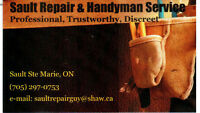 Handyman Service - FREE Estimates - Hourly Rate