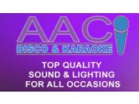 Mobile : AAC Disco & Karaoke: DJ Tony Wilks