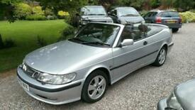 image for Saab 9-3 2.0Turbo 2002MY SE 78000 miles with service history