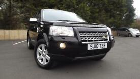 Land Rover Freelander, only 29040 Miles, 2 2.2Td4e ( 158bhp ) 4X4 2010, GS