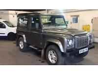 Land Rover Defender 90 XS Diesel 2.4TDi 4x4 Grey 3 Door Manual