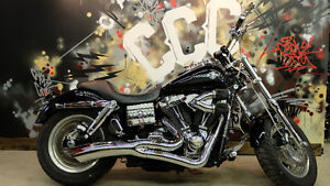 "JIMS 131"" Harley Fat Bob custom. Everyones approved. $299 month."