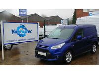 Ford Transit Connect 1.5TDCi 120PS 200 Limited