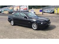 BMW 525 2.5TD auto 2002MY d SE