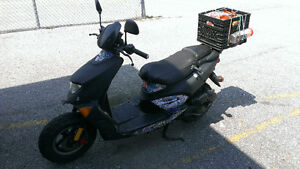 Hyosung Prima 2006 (SF50) - Selling as is: Weekend Project