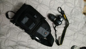 Complete Nikon D3100 Camera package