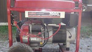 Generac 700W gas generator London Ontario image 1