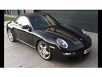 Porsche 911 3.8s cab high spec