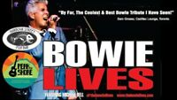 BOWIE LIVES David Bowie Tribute  July 7 Peak to Shore Festival