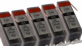 Canon compatible ink cartridges (PGI-525 Black)
