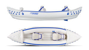 Sea Eagle Deluxe 330 Kayak  NEW