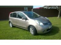 2007 57 Nissan Note 1.4 16v Acenta MPV TRADE IN BARGAIN PX WELCOME