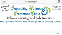 Tranquility Wellness Treatment Clinic