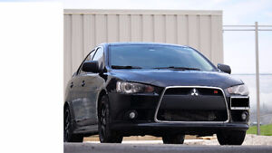 2011 Mitsubishi Lancer Ralliart Limited Ed.
