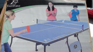 Support table tennis