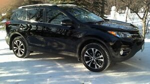 2015 Toyota RAV4 50th Anniversary Edition lease takeover