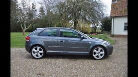Audi 2.0 tdi s-line