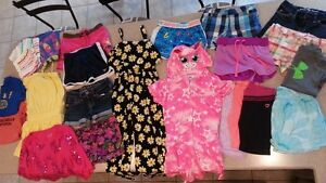 Headed South this Winter?...Size 8 Girls Summer Clothing (lot 1)