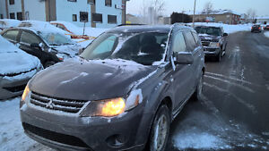 2009 Mitsubishi Outlander XLS SUV, loaded 4x4 4WD