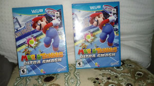 Sealed Mario Tennis Ultra Smash