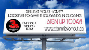 List your condo for 3% Total Commission
