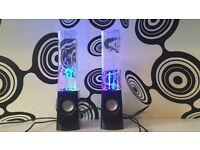 Black Water Speakers