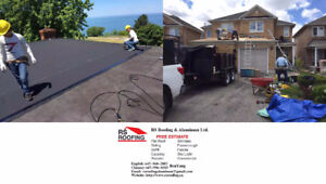 FREE ESTIMATE - RE-ROOFING - 6479960315 CALL NOW