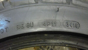 SELL/TRADE BFG g Force Comp 2 A/S Performance Tires 245/45/ZR18