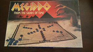 Megiddo: From the Sands of Time Board Game - 1985- complete London Ontario image 1