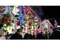 Funfair staff wanted to work at Bristol balloon fiesta
