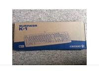 Cherry k-1 business keyboards brand new