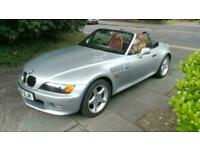 BMW Z3 2.8 Auto Wide Body 71000 miles Full Service history Immaculate UK CAR