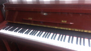 Opus Electric Upright Piano
