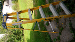 Dewalt 6 foot ladder
