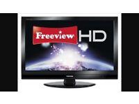 "37"" TOSHIBA REZGA LCD FULL HD BUILT IN FREEVIEW HD 1080P"