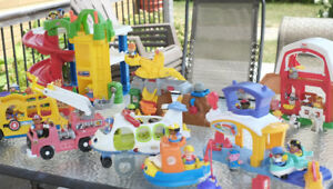 Ensemble de jouets Little People