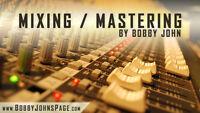 MIXING / MASTERING - $150