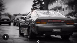 2JZ Twin Turbo 1992 Nissan 240SX